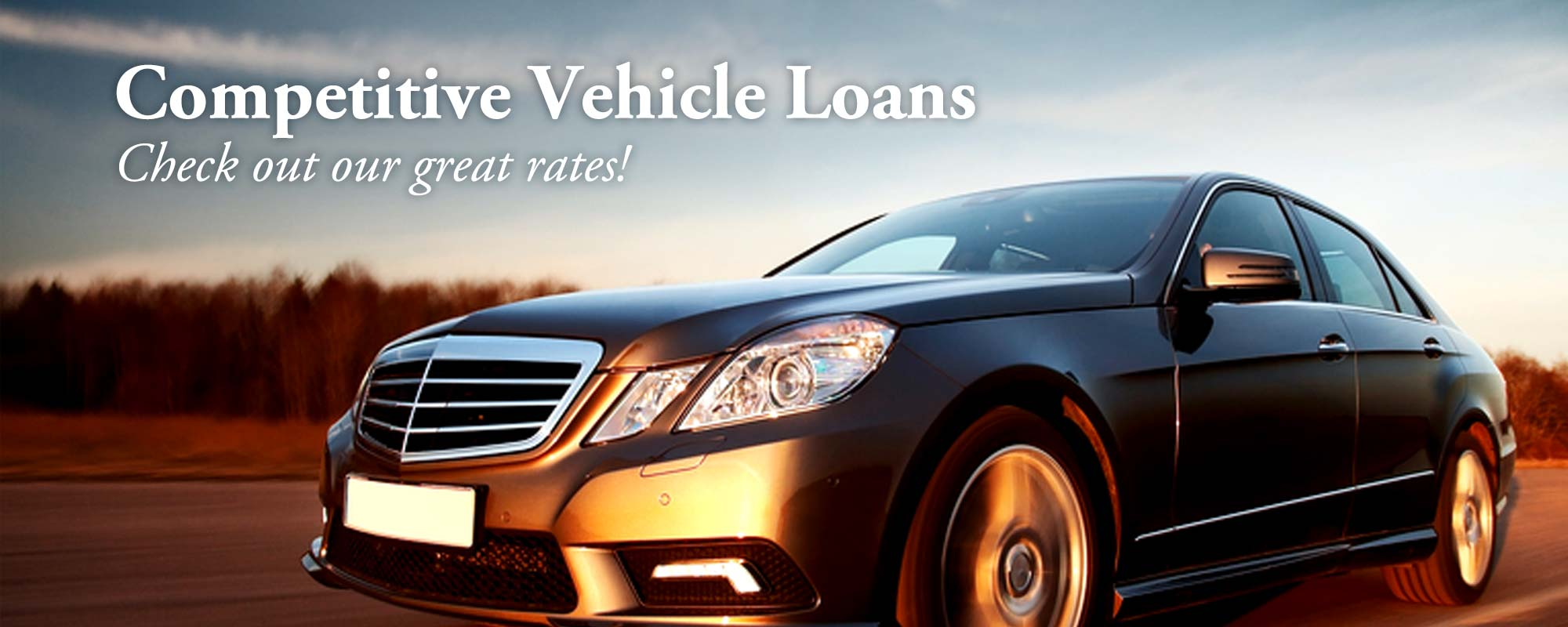 Check out our vehicle rates